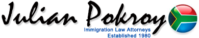 Immigration South Africa Logo